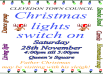Christmas Lights Switch On - Clevedon