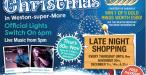 Weston-super-Mare Christmas Lights Switch On