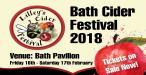 Bath Cider Festival 2018