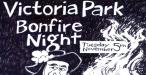 Bonfire Night at Victoria Park