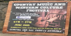 Country Music and Western Culture Festival