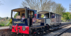 Chocolate Sundays - Avon Valley Railway