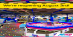 AirHop Bristol Reopening - 3rd August 2020