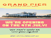 The Grand Pier Reopening - Saturday 4th July 2020