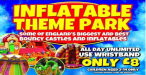 Inflatable Theme Park - Portishead Showground