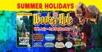 Summer Holidays at Wookey Hole Caves from 18 July - 2 September 2020
