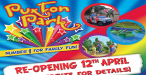Puxton Park Re-Opening 12th April 2021