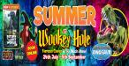 Summer at Wookey Hole - 24th July to 5th September 2021